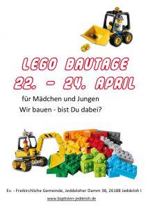 LEGO Bautage